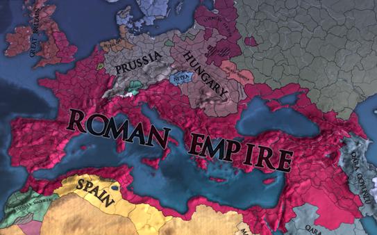Tutoriel pour restaurer l'empire Romain (+ succès Mare Nostrum) avec Byzance (sur EU4)